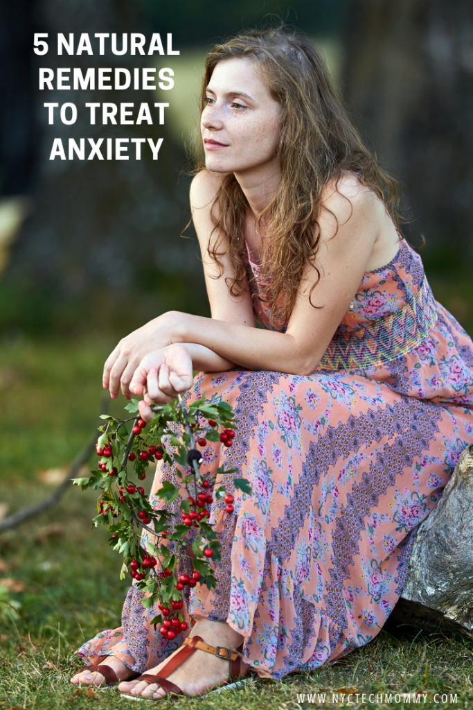 Read all about these 5 Natural Remedies to Treat Anxiety
