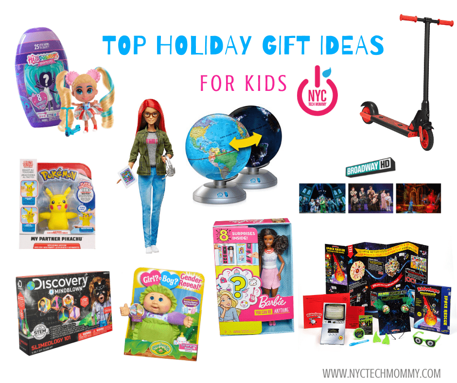 Top Holiday Gift Ideas for Kids