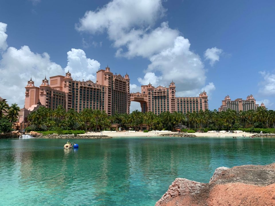 Top Travel Moments of 2019 -- Atlantis, Paradise Island, Bahamas is a top travel destination for families