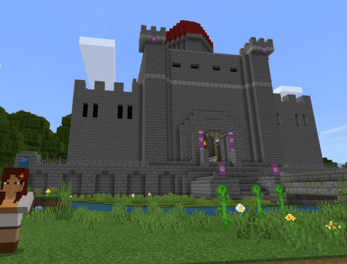 Mindful Knight Minecraft World + Lesson Plan helps kids learn and refine mindful behaviors and social-emotional skills