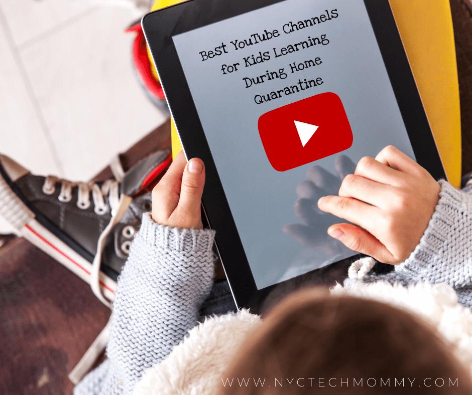 BEST YouTube Channels for Kids