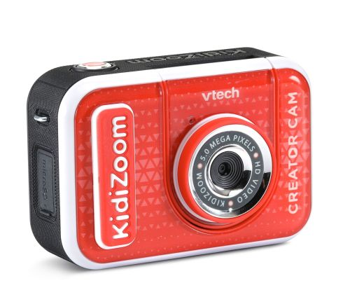 Holiday Toy Gift Guide for Kids -- get creative with VTech KidiZoom Creator Cam