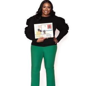 Anti-Racism Conversation: An interview with His Name Was Quincy book author Keisha Green