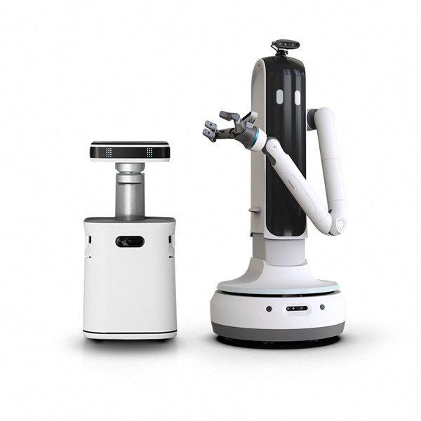 Samsun Robots - CES 2021