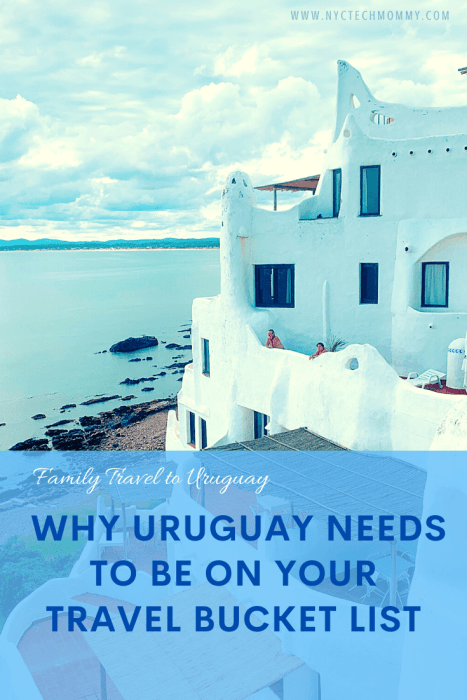 Traveling with kids? Here's why Uruguay needs to be on your travel bucket list