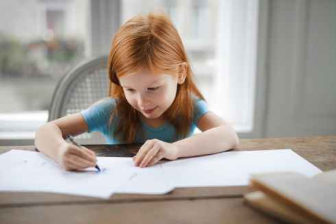 work on writing skills -- and other summer activities to prevent the summer slide