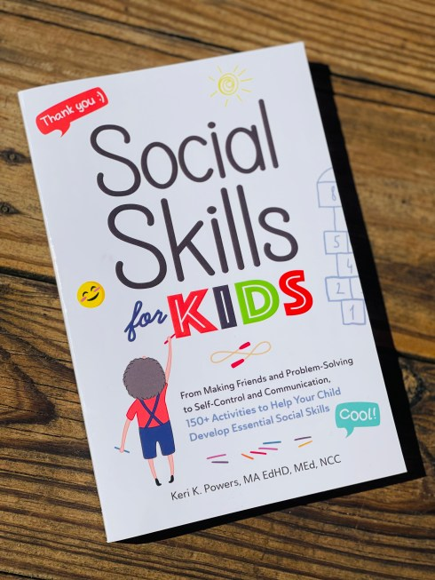 Social Skills for Kids - Books for Parents - Books for Kids - Back to School