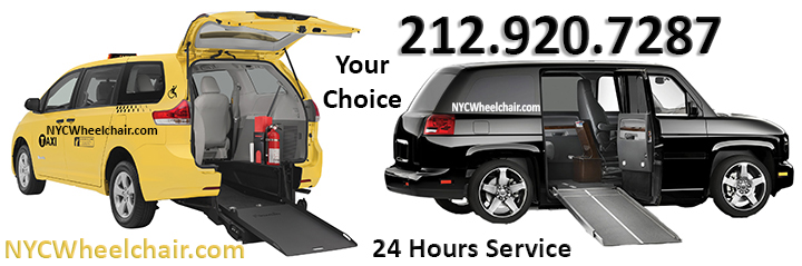 Wheelchair Taxi - Wheelchair Taxi NYC Accessible Transportation
