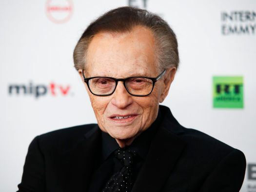 Larry King's production company disputes reports the ...