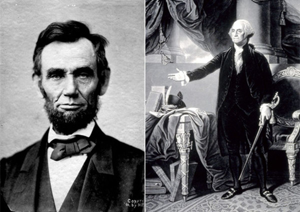Best Presidents Abe Lincoln Still No 1 While Bill