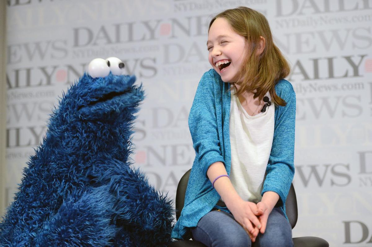 As Sesame Street Turns 47 Cookie And Friends Visit The