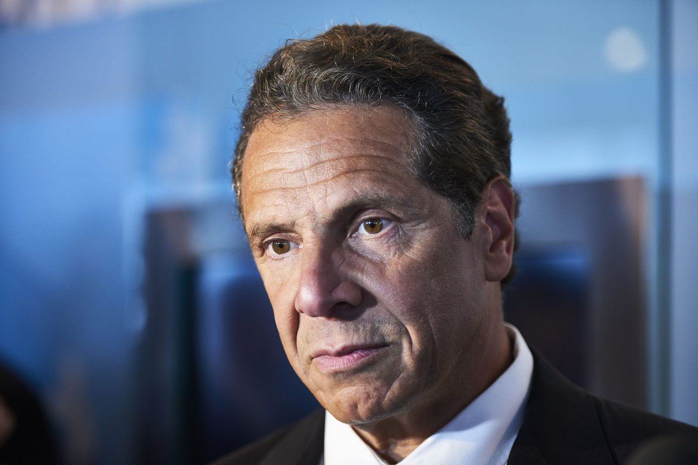 Gov. Cuomo released a statement saying Schneiderman should step down immediately.