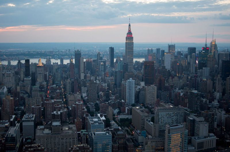 At least 8% of New York City residents suffer from symptoms of depression, a new report by the city Department of Health says.
