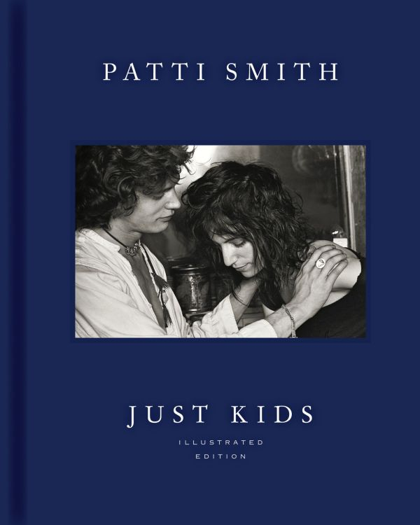 Patti Smith details her wild, artsy, broke days with ...
