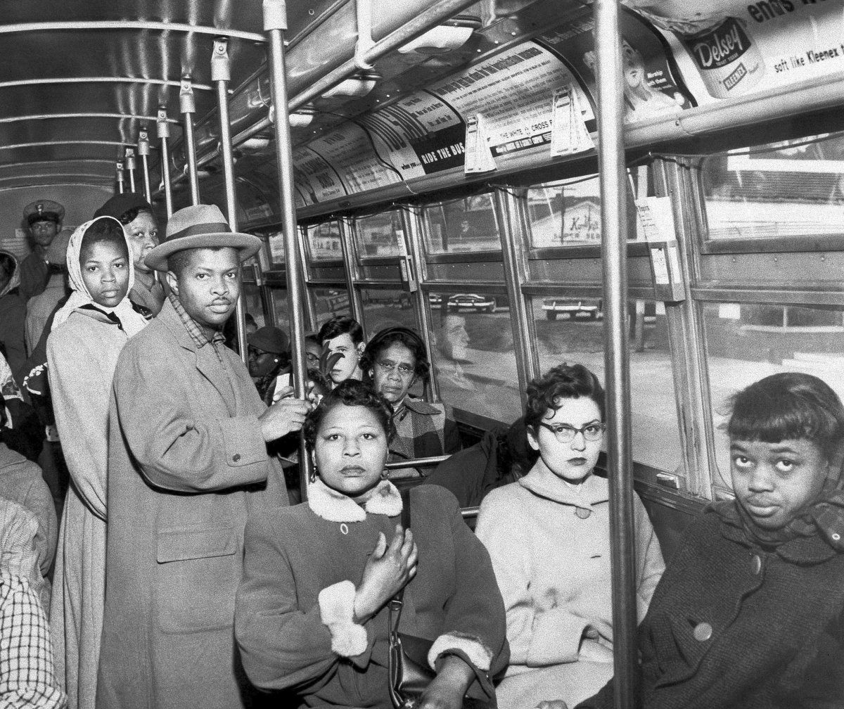 Segregation On Buses Ruled Unconstitutional By Supreme