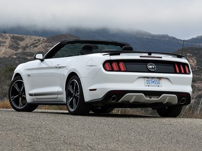 ford s 2017 mustang gt convertible is a