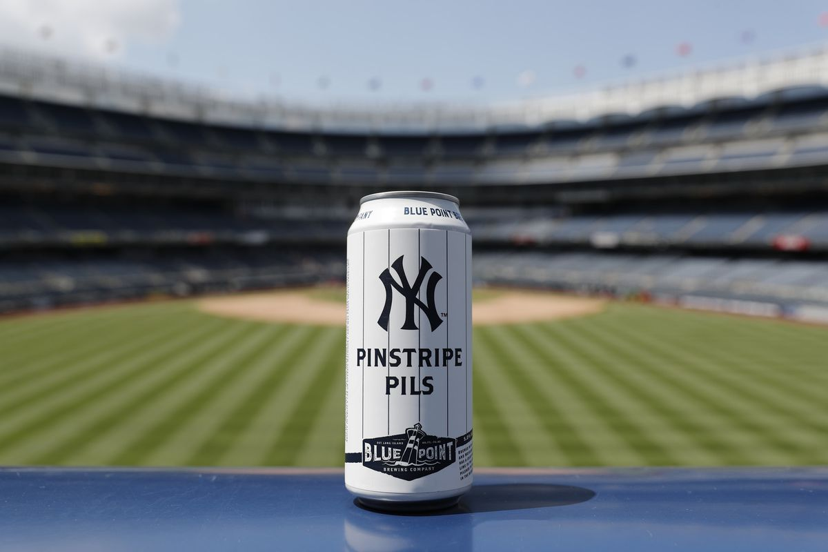 Yankees Stadium Exclusive Beer Now Also Available In Cans NY Daily News