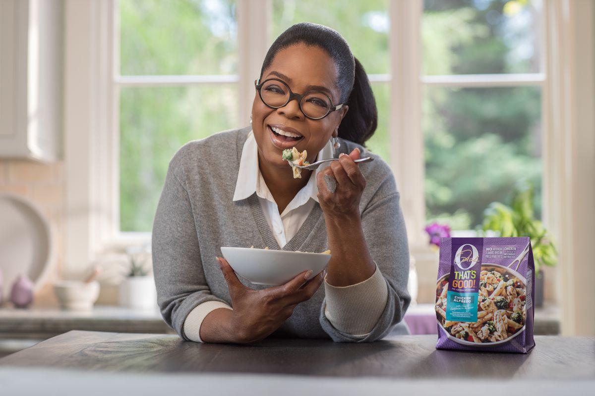 Oprah Winfrey Introduces Frozen Skillet Meals To Grocery