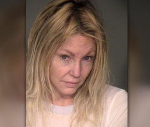Heather Locklear Gets  Years Of Probation After Pleading No