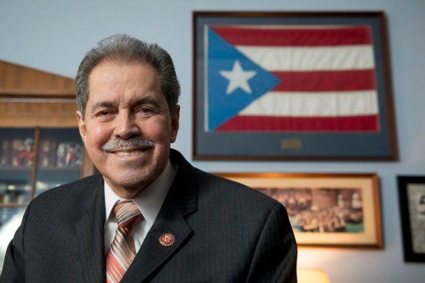 Image result for Images of Congressman Jose Serrano