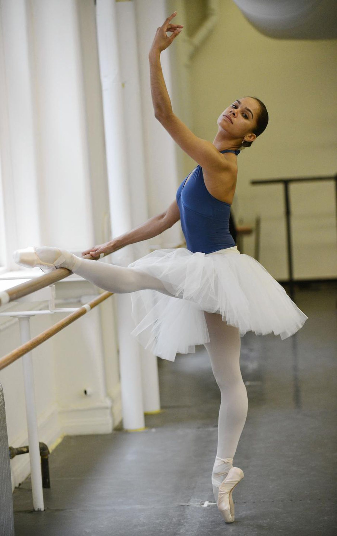Misty Copeland Is Attracting New Au Nces To Ballet