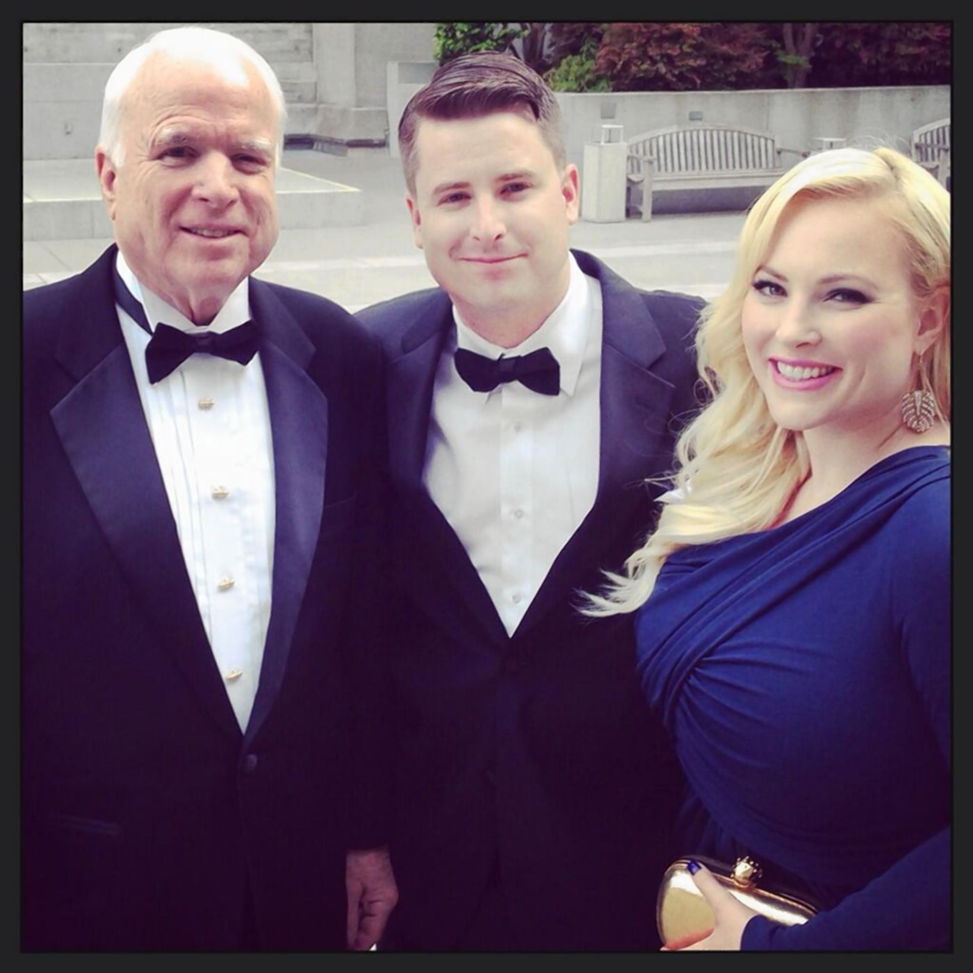 Son John Wedding Mccain