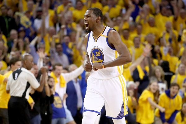 Kevin Durant move to Warriors pays off as they defeat ...