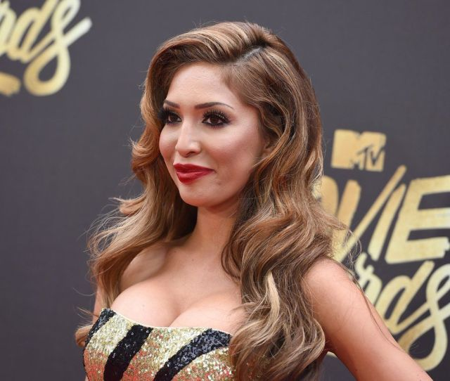 Teen Mom Alum Farrah Abraham Sues Mtv For Sex Shaming Her