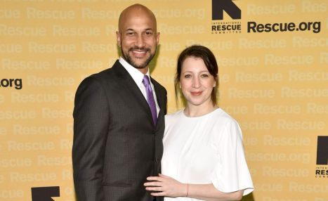 Keegan-Michael Key engaged to girlfriend Elisa Pugliese - New York Daily  News