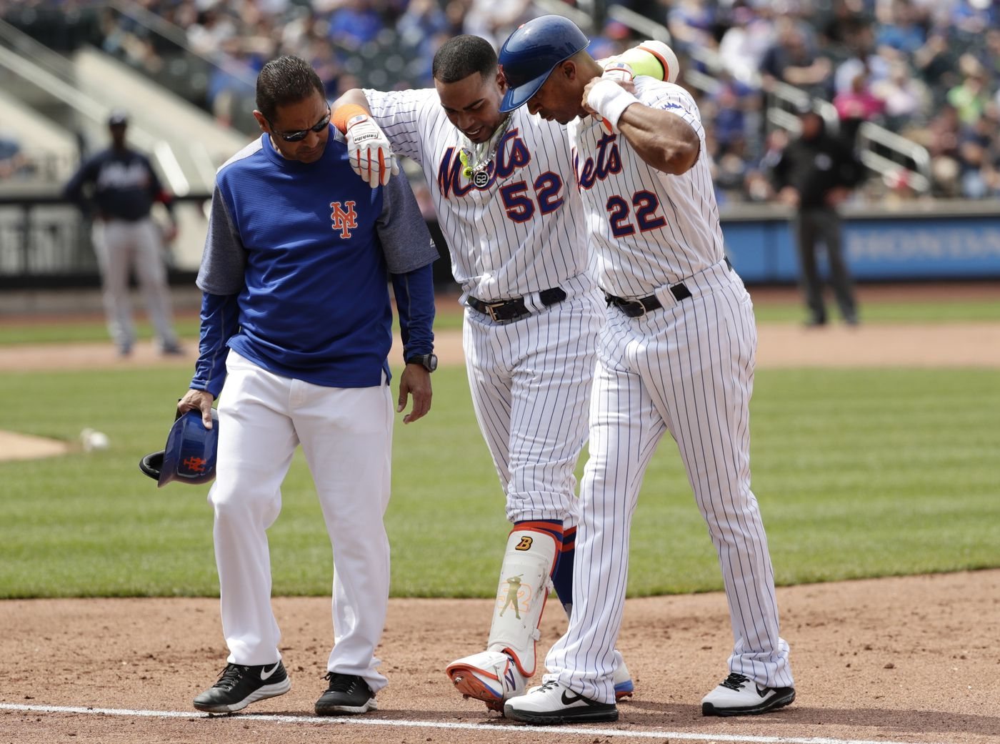 Image result for yoenis cespedes injuries