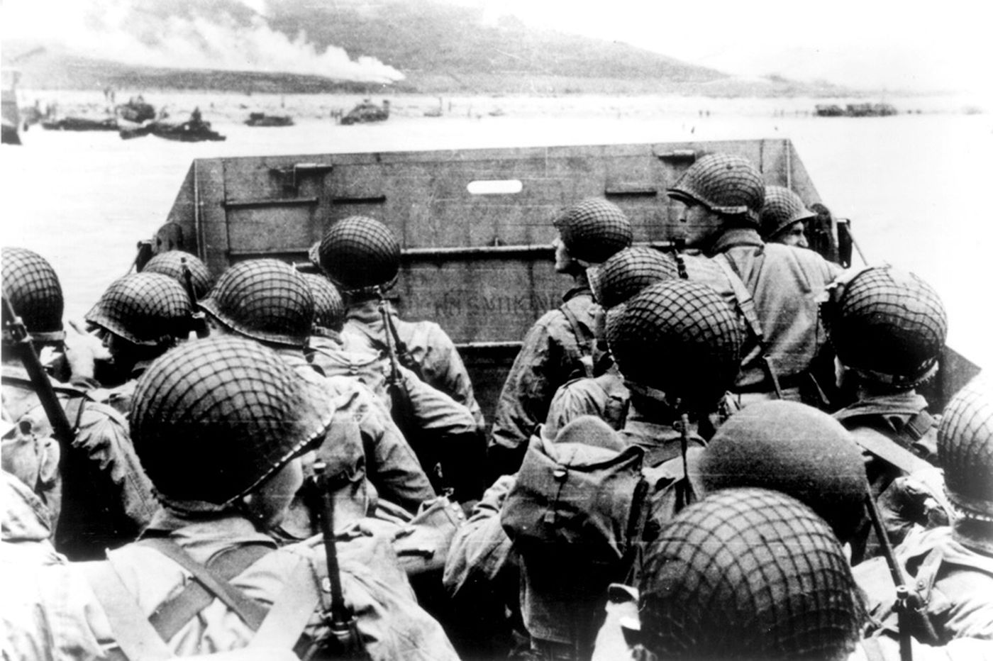 D Day More Americansd During Invasion Than In All Of