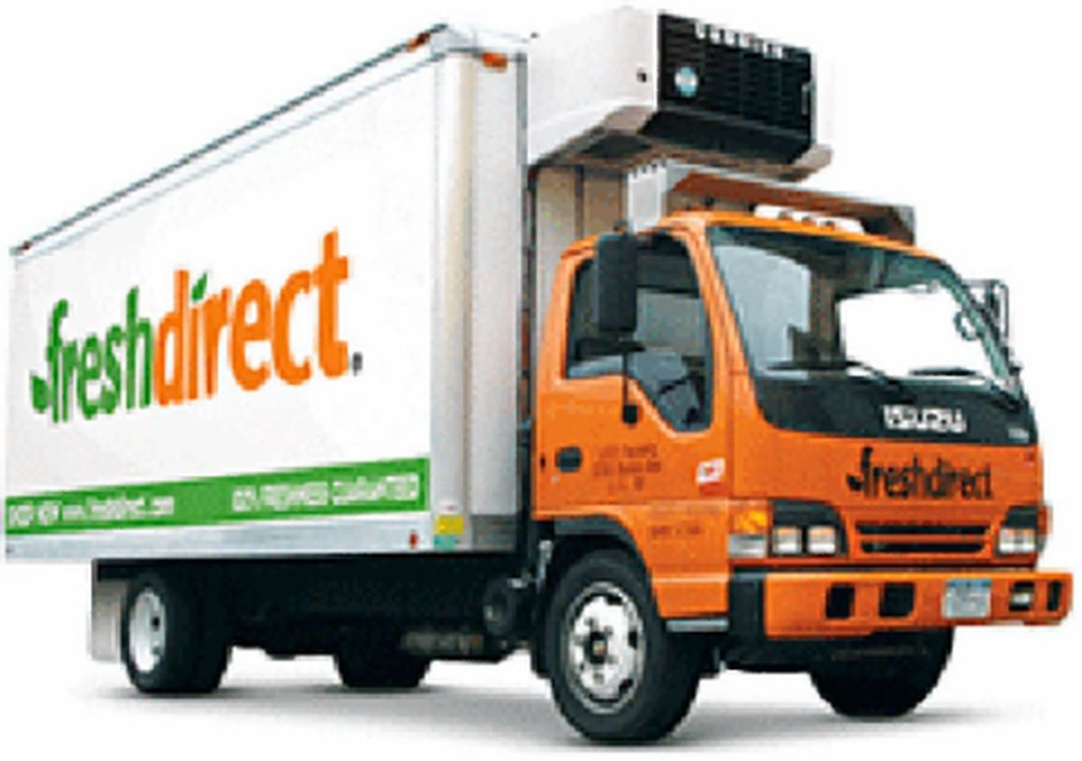 Freshdirect Queens New York