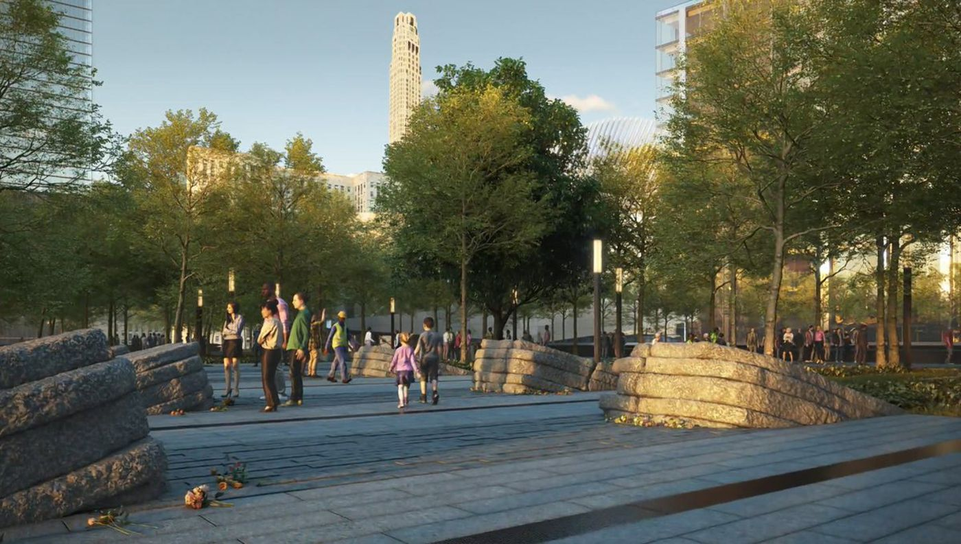 New memorial to honor 9/11 victims who died in the years after the terror attack