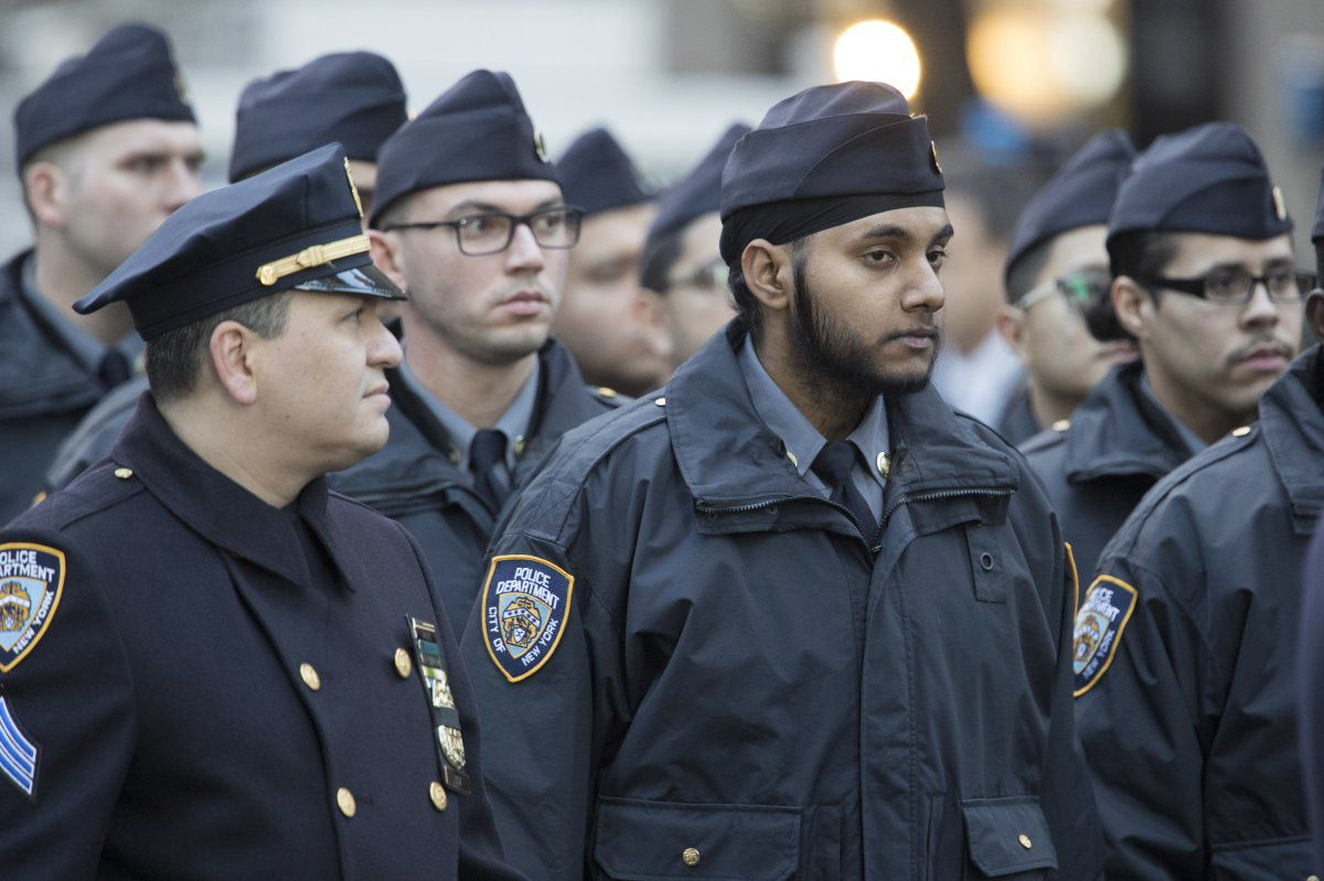 NYPD Agrees Officers Can Have Longer Beards After Muslim