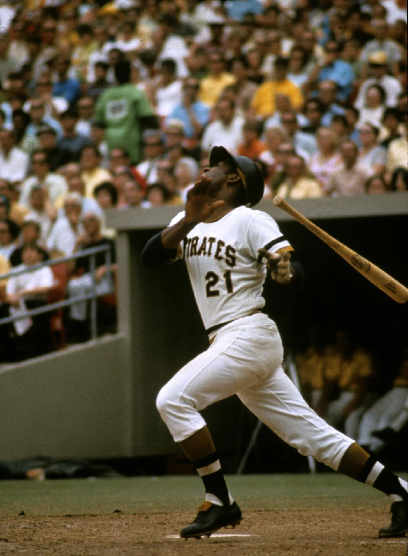 Roberto Clemente Is Praised By His Opponents In