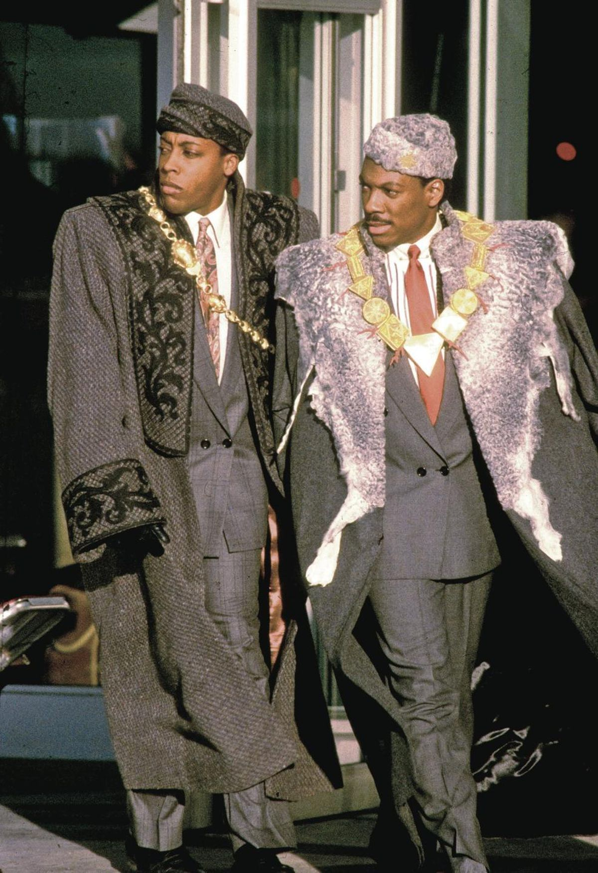 Coming To America Crowns Edmurphy A Comic Prince