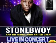 Stonebwoy Live In Concert