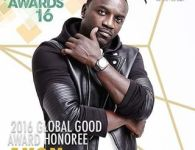 Akon Global Good Honouree