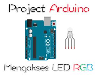 arduino + led rgb
