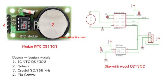 Module RTC DS1302