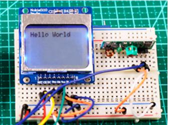 Hasil tutorial RF 433Mhz Arduino