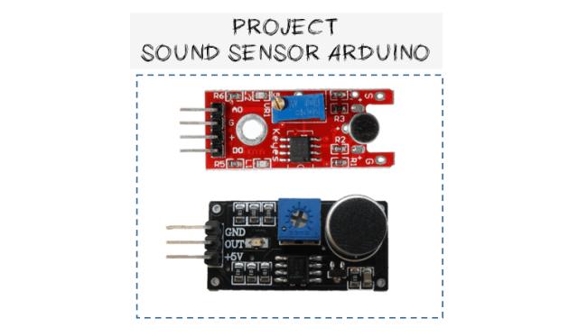 Project sound sensor arduino