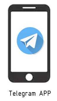 Telegram app mobile