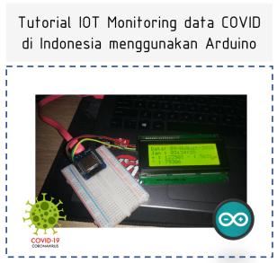 thumbnail monitoring covid indonesia dengan arduino