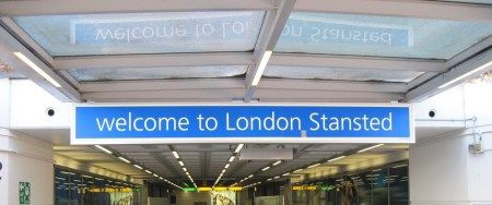 stansted, londres