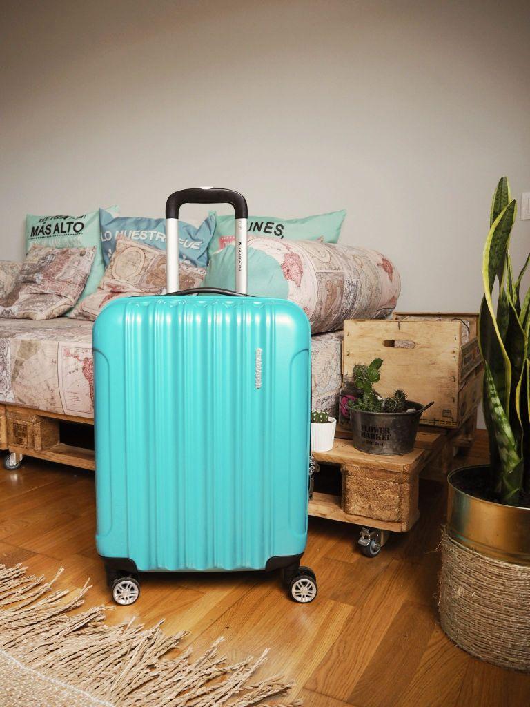 maleta, regalos