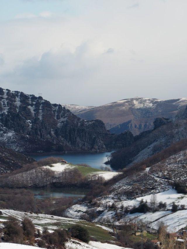 tresabuela, lago