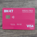 B-Next, travel card