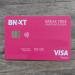 B-Next, travel card