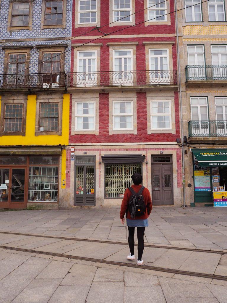 Oporto, casas